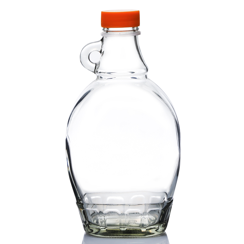 190ml glass maple syrup bottle