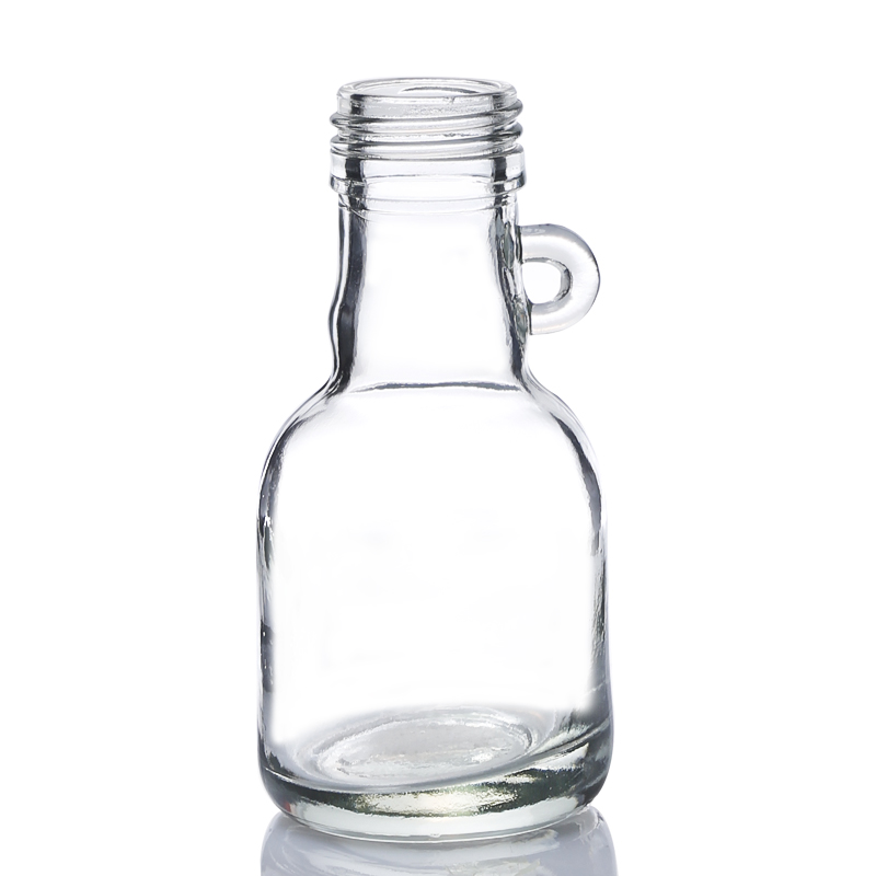 100ml round water glass gallon jugs