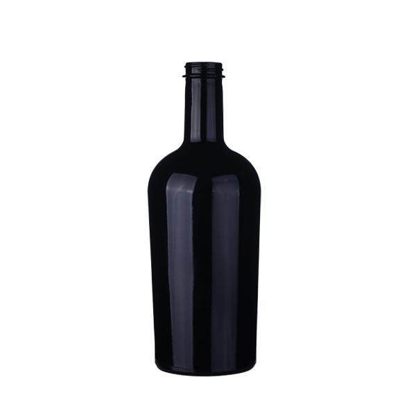 750ml Black bord regine