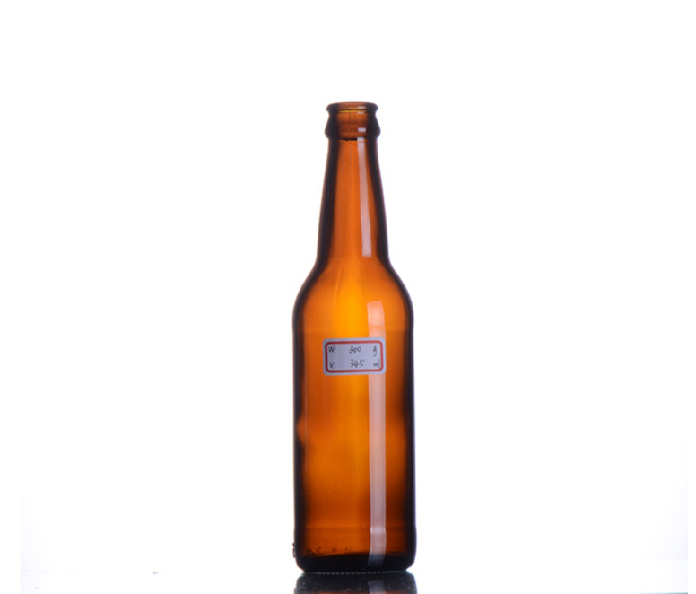 500ML amber beer bottle
