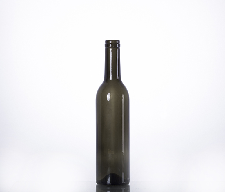 250ml round olive oil glass bottle
