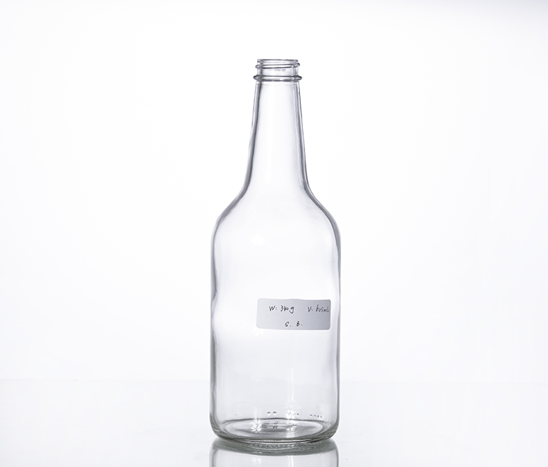 600ml vinegar soy sauce glass bottle