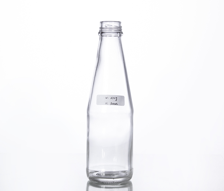 300ml oyster sauce glass bottle
