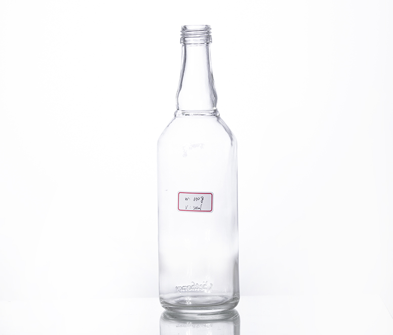 500ml vinegar soy sauce glass bottle