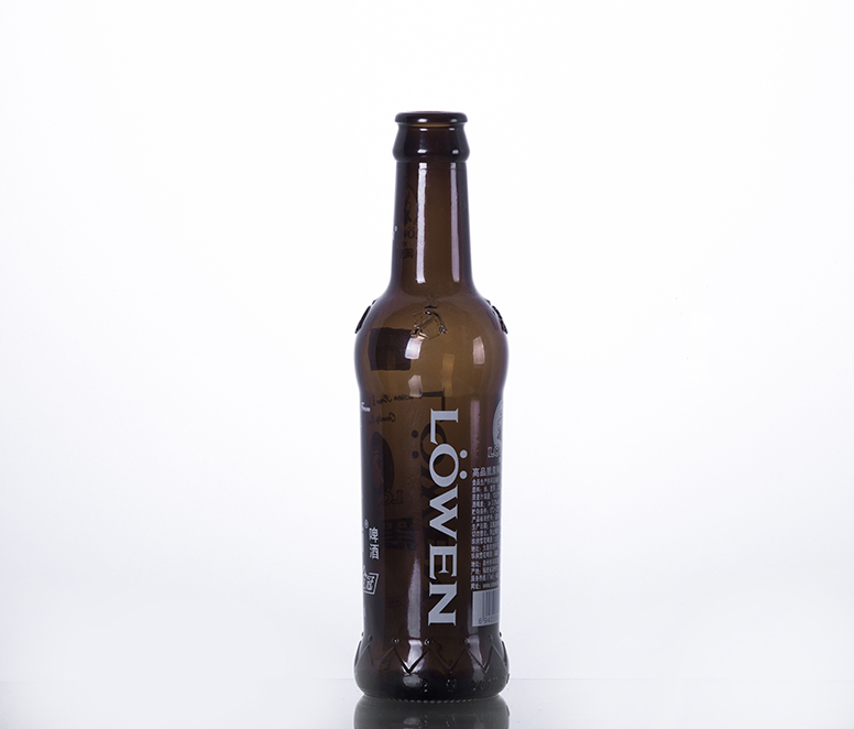 300ML amber beer bottle