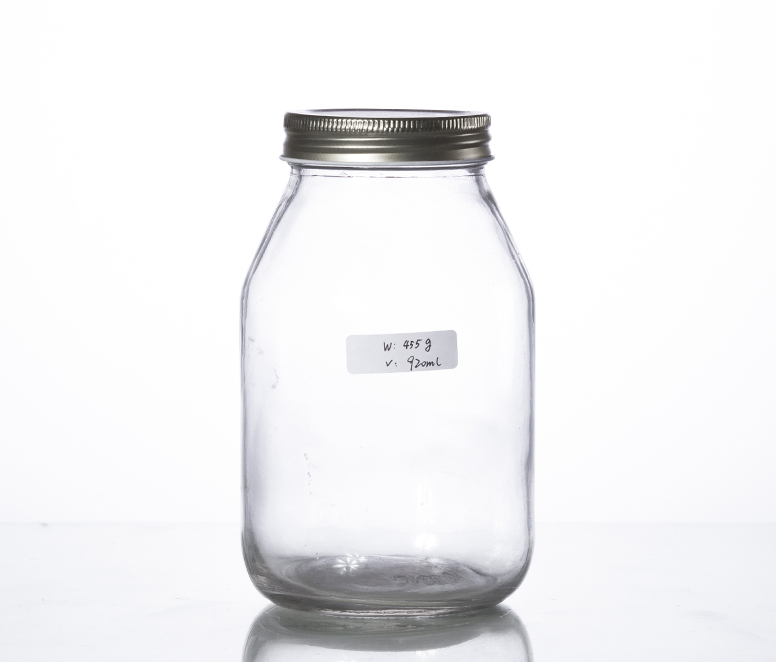 900ML glass economy mason jar