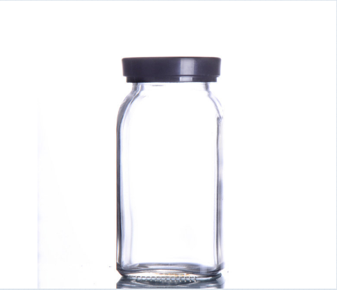 250g Glass Coffee Jar
